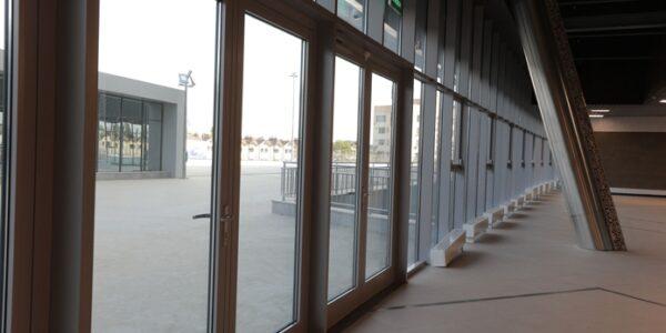 #01087 Reynaers окна двери cs77