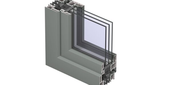 #01104 Reynaers віконна система masterline 8 deco