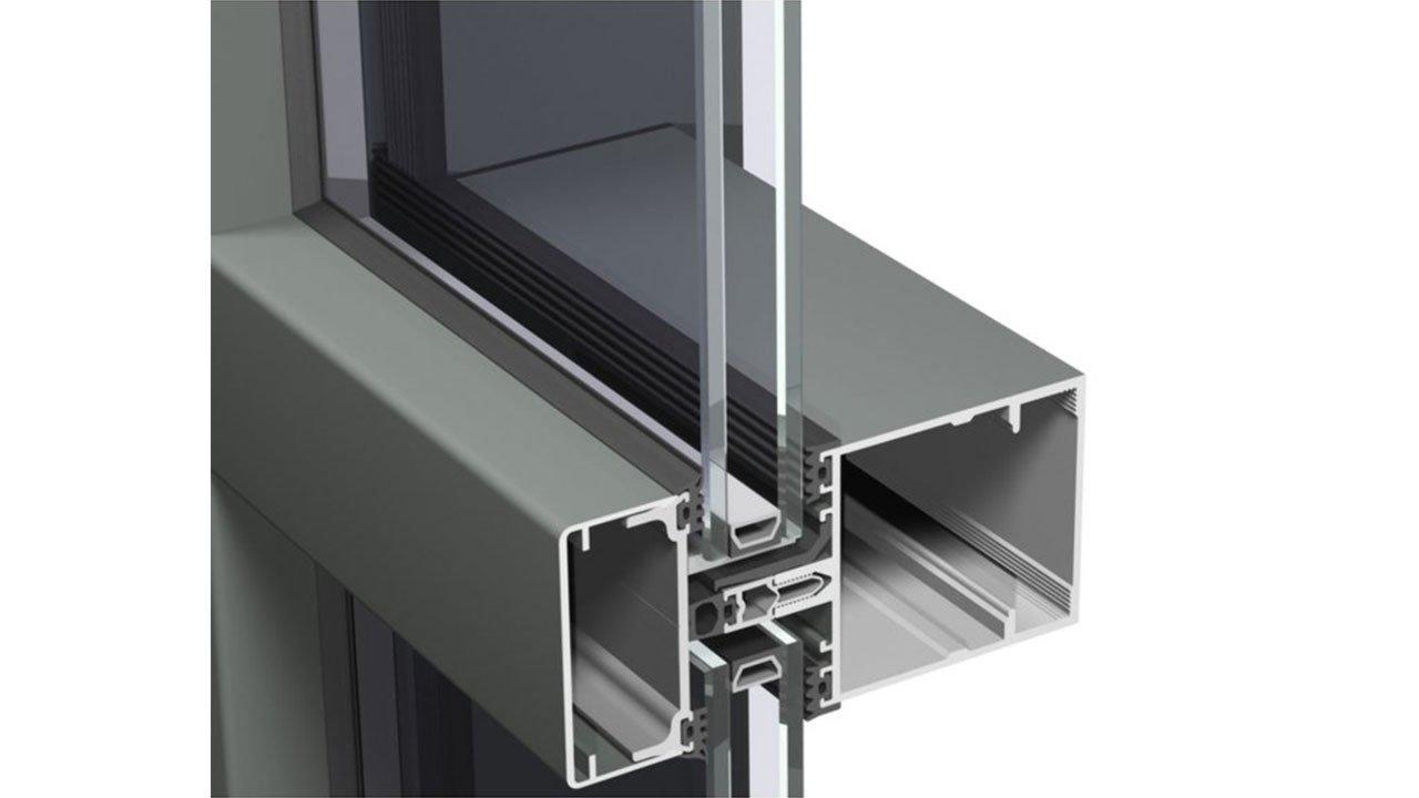 Reynaers Aluminium CW-60-1