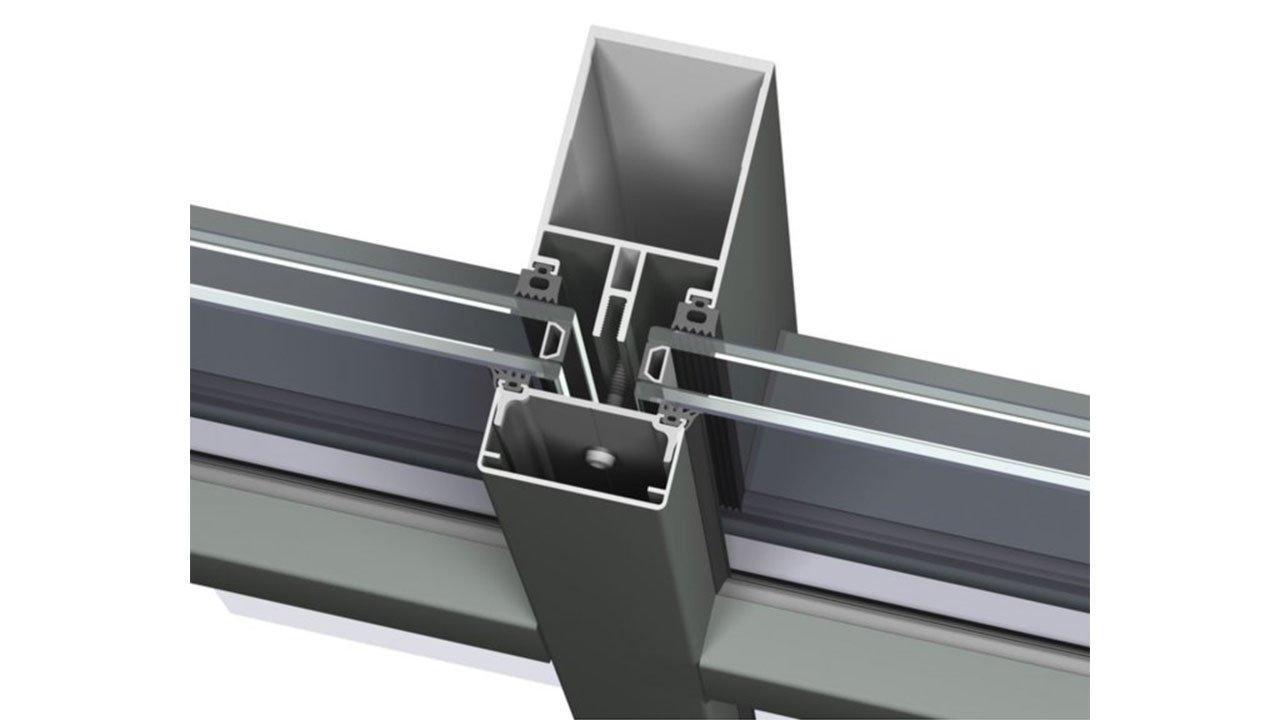 Reynaers Aluminium CW-60-2