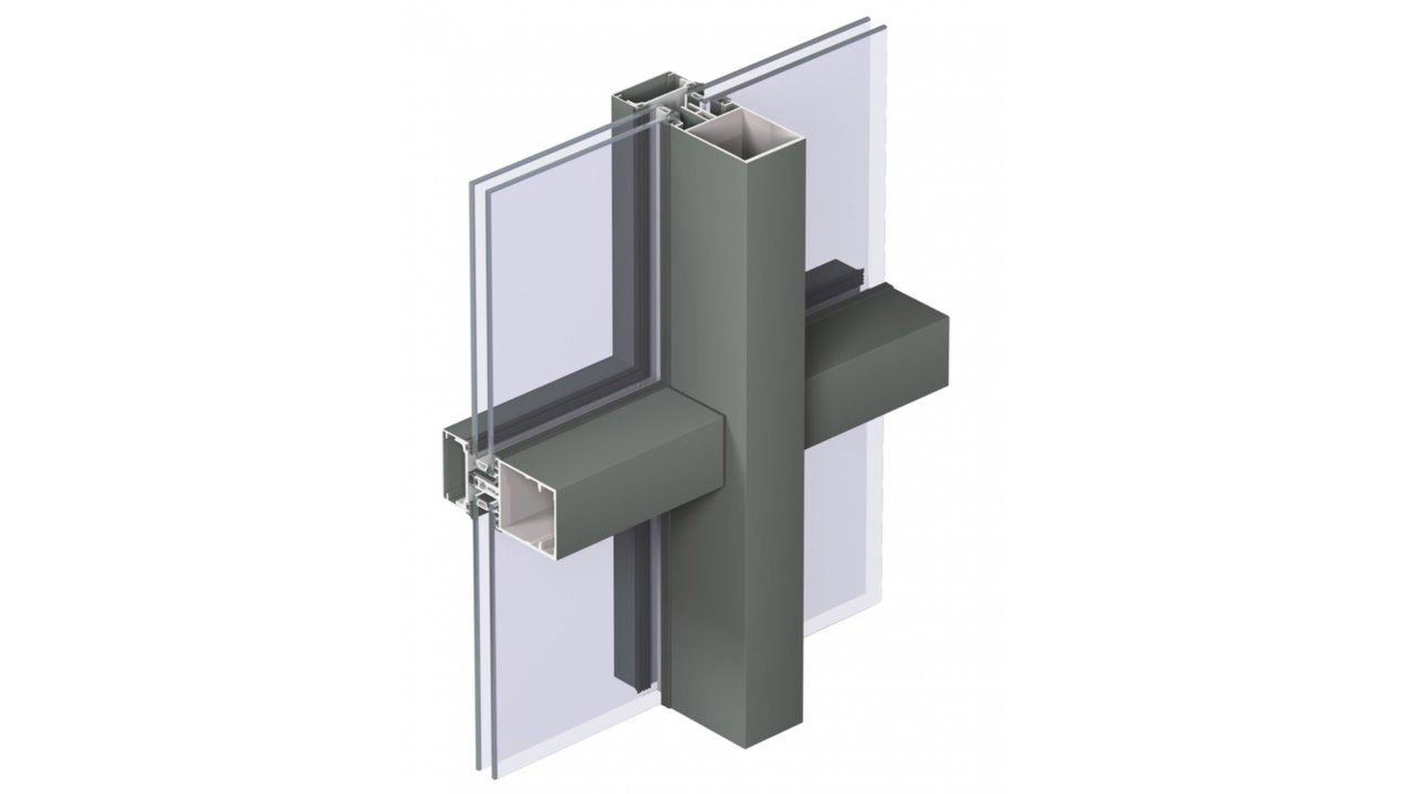 Reynaers Aluminium CW-60-3