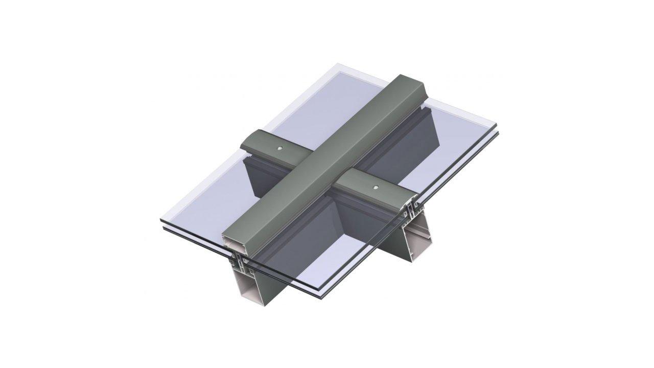 Reynaers Aluminium CW-60-6