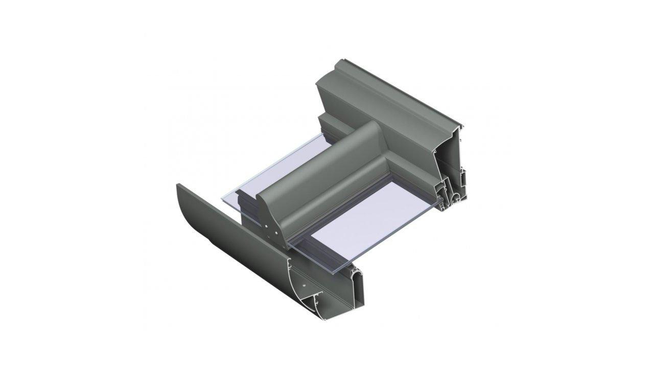 Reynaers Aluminium PR-100-3