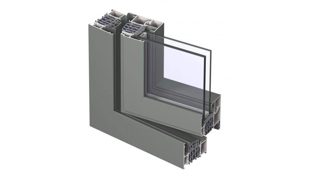 Reynaers Aluminium cs-86-hi-4