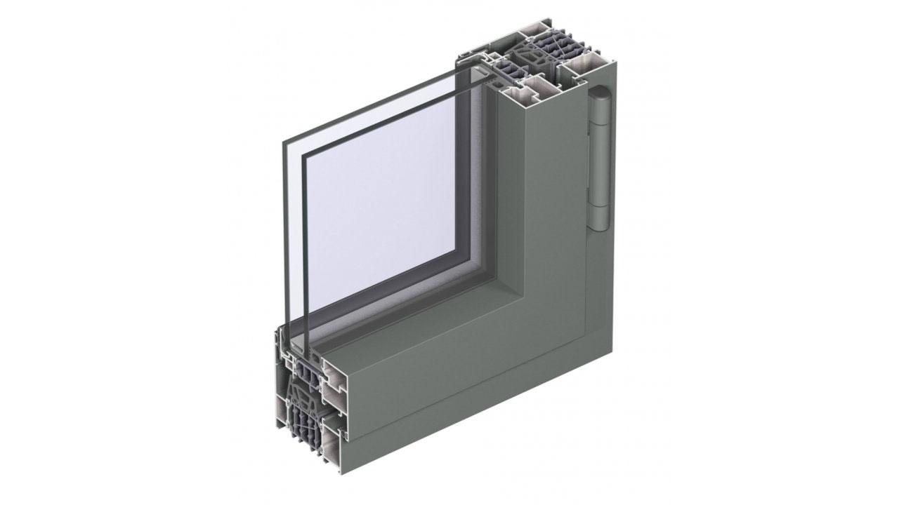 Reynaers Aluminium cs-86-hi-ss-2
