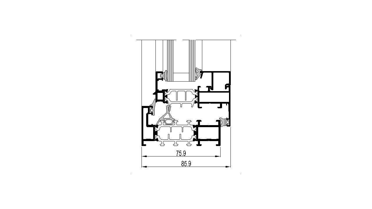 Reynaers Aluminium sl-38-cubic-7