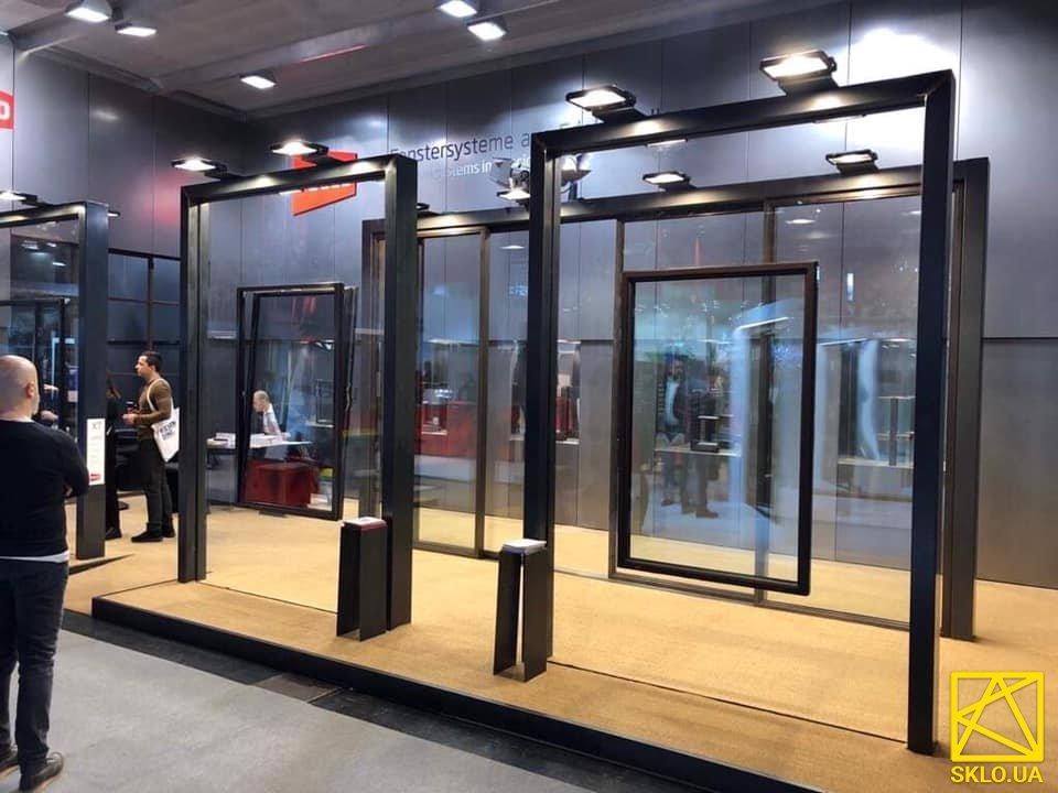 На цьому тижні компанія «СКЛО» відвідала виставку в Мюнхені «BAU 2019»