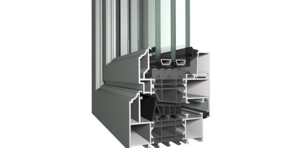 #01106 Reynaers віконна система masterline 8 renaissance